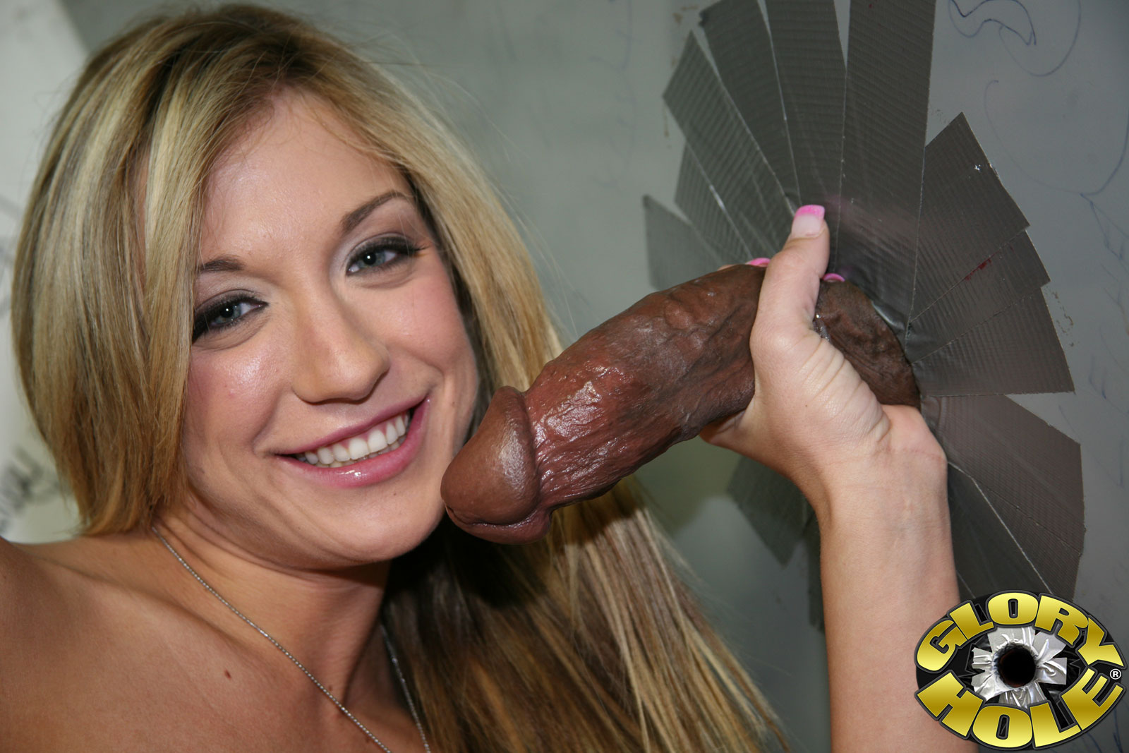 Interracial Monster Cock Brooke